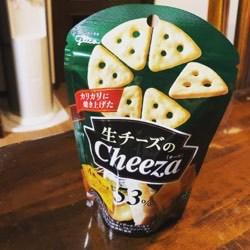 生チーズのチーザいただきました