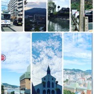 福岡、長崎あたり行ってきました
