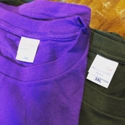 2XLと3XLのTシャツ