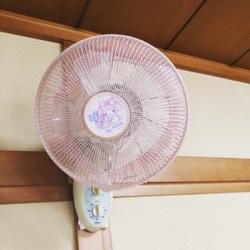 扇風機カバー