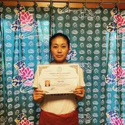 タイ式ご卒業おめでとうございまーす