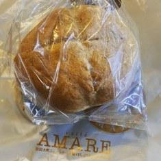 美味しいパンいただきました