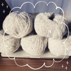 毛糸買いました